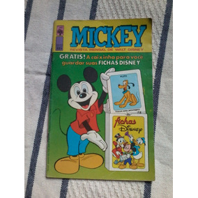 Mickey 325 Novembro 1979 Frete Incluso Via Cr (s/brinde)