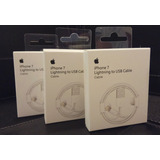 3 Cables Iphone Lightning 100% Original 5 6 7 8 X Ipad Ipod