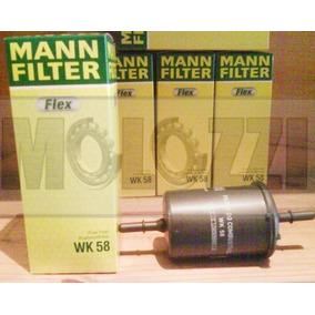 Filtro Combustivel Fiat Palio Fire/1.8 - Marea/brava - Gm Ce
