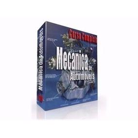 Curso Mecânica E Injeção Eletrônica De Carros 19 Dvds A1