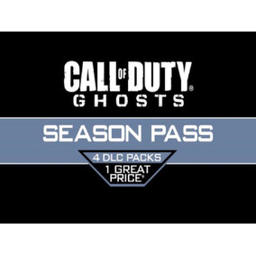 Season Pass - Cod Ghosts - Ps3 Artgames Digitais