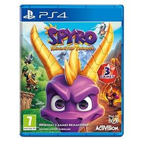 Juego Ps3 Spyro Playstation 4 Ps4 Juegos En Mercado Libre Uruguay