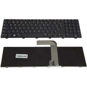 Teclado Dell Inspiron 15r N5110 06kejr Abnt Br Com Ç Novo