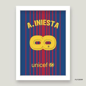 1825674c95328 Barcelona Iniesta - Artesanato no Mercado Livre Brasil