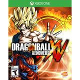 Juego Dragon Ball Xenoverse Xv Xbox One Usado Original