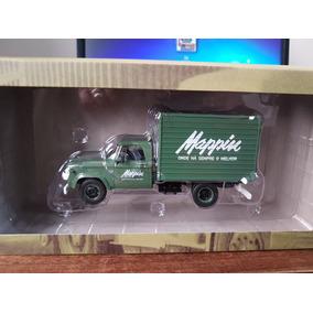 Coleção Caminhões Brasileiros - Dodge D-400 Mappin