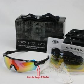 afa86daef1065 Oculos Oakley Radarlock 5 Lentes De Sol - Óculos no Mercado Livre Brasil