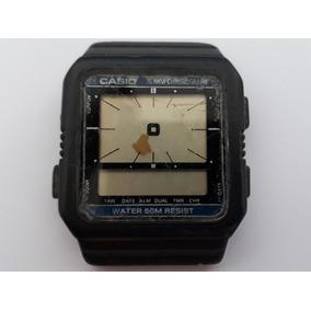 1f6cdc3a5d5 Casio Ae-9w Digital Antigo Para Aproveitamento De Peças