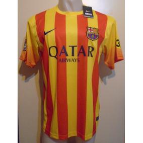 39e188603174a Camiseta Barcelona 2014 - Camisetas de Clubes Extranjeros Adultos ...