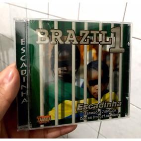Escadinha - Brasil 1 (rap Nacional) Original Lacrado