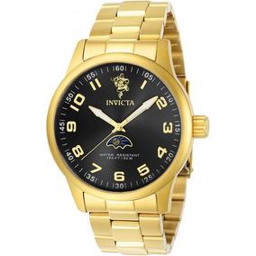 c4a1971b453 Relogio De Ouro 24 Kilates - Relógio Invicta Masculino no Mercado ...