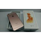 Iphone 6s 16gb Usado Desbloqueado Estetica 9-10 Envio Gratis