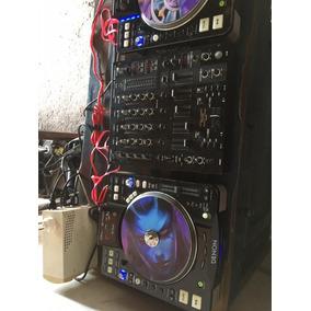 Cdj Denon 3700 Mix Bering Djx 900