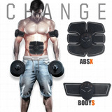 Smart Fitness Abdomen Reductor Electroestimulador 3 Parches