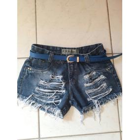Shorts Jeans Feminino Bds