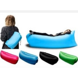 Cama Sillon Inflable