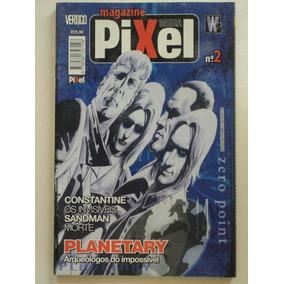 Hq-magazine Media Pixel:#2:vertigo:constantine,sandman