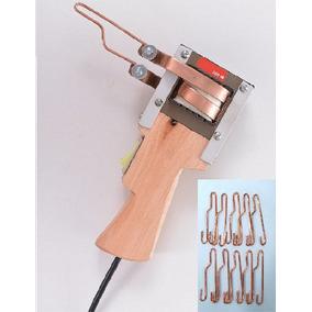 Soldador Estanhador Pistola 350w - 110v + 10 Ponteiras