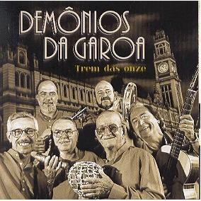 Cd Demonios Da Garoa - Trem Das Onze