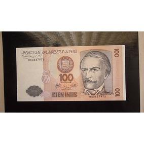 Peru 100 Intis - L - 1690