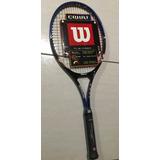 Raquete De Tennis Wilson Court Zone 98 L3 4 3/8 T4940
