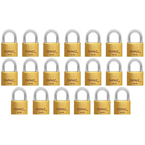 2e6abb8700142 Cadeado Papaiz 45mm - Cadeados no Mercado Livre Brasil