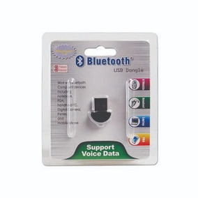 Mini Adaptador Bluetooth 2.0 Usb Dongle