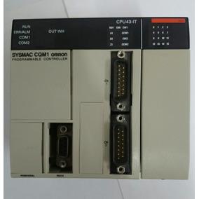 Plc Omron Cpu Cqm1-cpu43-e-it