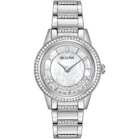 Relógio Bulova Feminino Fashion 96l257