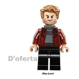 Figuras Personaje Comp Lego Groot Drax Mantis Starlord Yondu