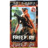 600 Cards Free Fire = 150 Pacotes Fechados