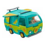 Camion Scooby Doo Maquina Misteriosa Tamaño Chico Mundomania