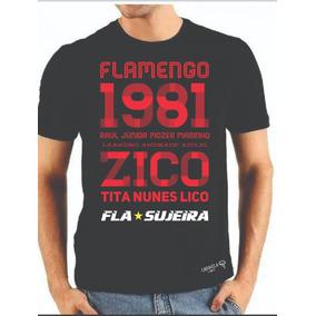 Camiseta Fla Sujeira 1981