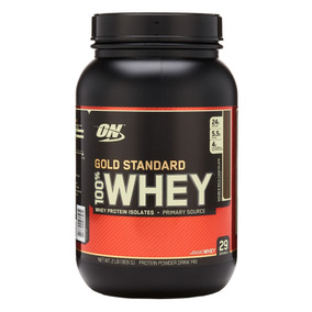 Whey Gold Standard 2lb On Double Rich Chocolate