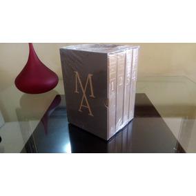 Machado De Assis - Obra Completa (4 Volumes - Nova Aguilar)