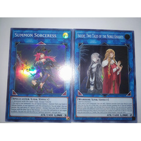 1x Isolde, Two Tales Of The Noble Knights 1x Summon Sorceres