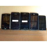 Smartphones Quebrados P Tecnicos Lote - Samsung, Lg, .leia!!