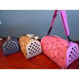 Bolso Calidad Transporte Gato, Perro, Mascotas+envio Gratis