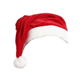 Gorro Papai Noel Azul - Artigos para Festas no Mercado Livre Brasil 34792cdc67c
