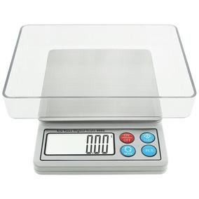 Bascula Electronica Joyeria Xy- Lcd Profesional Digital