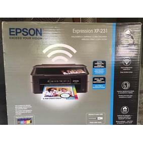 Impressora Epson Xp-231 Seminova (problema)
