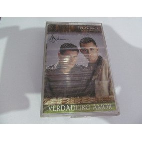Zé Marcos E Adriano - Verdadeiro Amor - Play-back K7