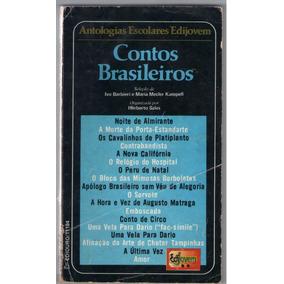 Livro Contos Brasileiros - Varios Autores Famosos -