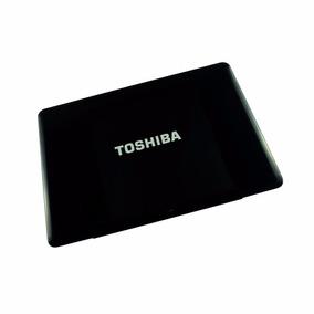 Carcaça Tampa Da Tela Toshiba Satellite L505d L505 V00018117