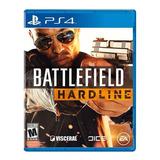 Juego Battlefield Hardline Playstation 4 Nuevo Sellado Ps4