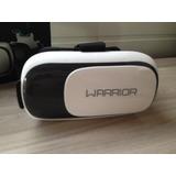 Óculos De Realidade Virtual Warrior 3d Js080 Multilaser