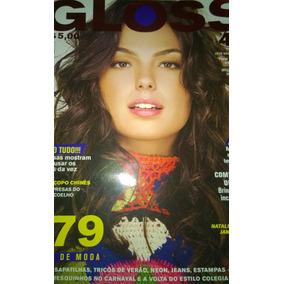 Revista Gloss Isis Valverde Fevereiro 2011