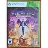Saints Row Gat Outta Hell Xbox 360