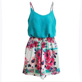 Conjunto Feminino Short E Blusa De Viscose Moda Conjuntos