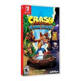 Crash Bandicoot Nintendo Switch.... Entrega Ya